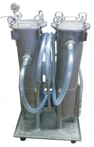 oczyszczanie paliwa z wody, usuwanie wody z paliwa, filtracja paliwa, brudne paliwo, czyste paliwo