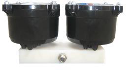 Mikrofiltracja paliwa, obudowa Ad 180-2
